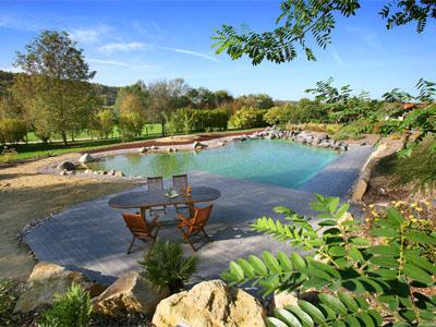 Construire une piscine naturelle biologique conseils for Bassin biologique