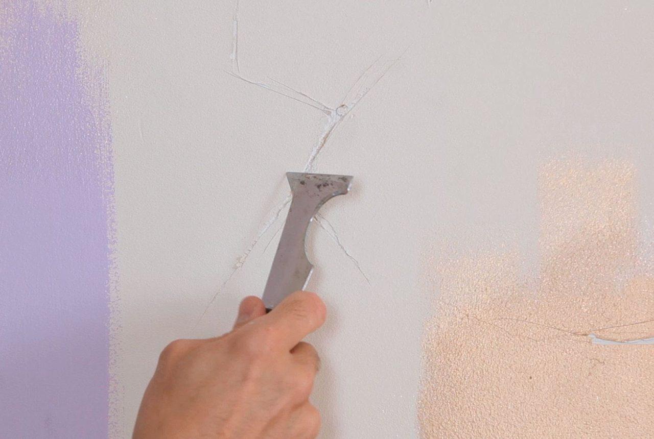 reparer platre mur