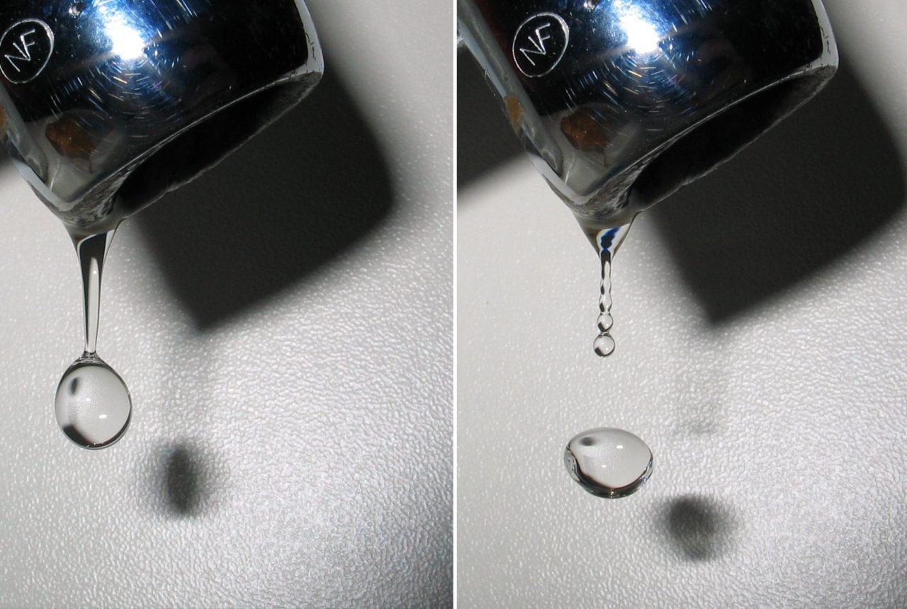 robinet qui coule