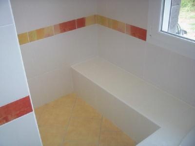 Tout savoir sur le b ton cellulaire blog conseils - Enduit beton salle de bain ...
