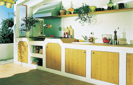 Construire sa cuisine en siporex