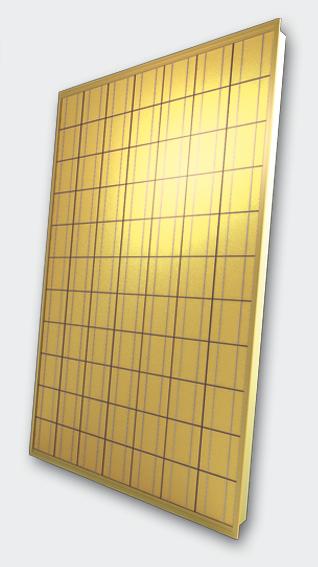 panneaux photovoltaiques en couleurs