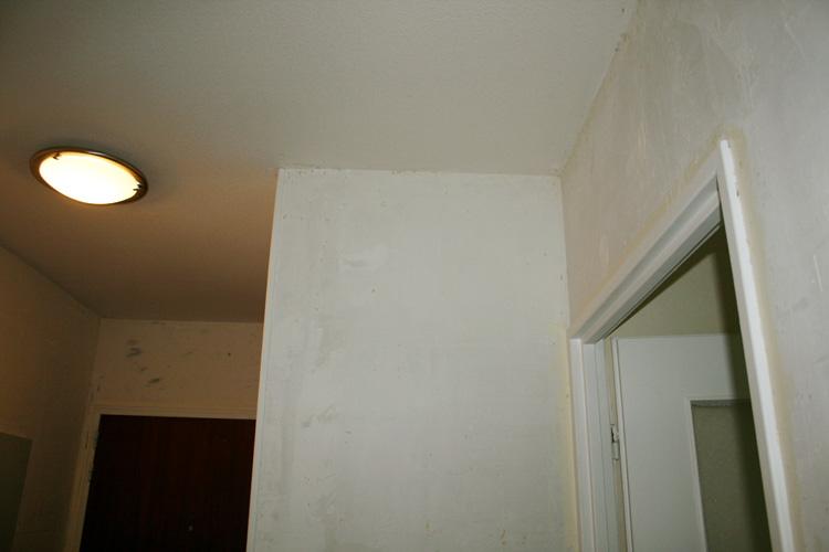 preparer mur sous-couche