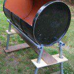 Fabriquer un barbecue - Fabriquer un chauffe eau piscine bois ...