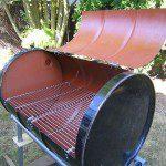 fabriquer un barbecue. Black Bedroom Furniture Sets. Home Design Ideas