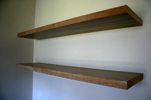 etagere murale bois castorama