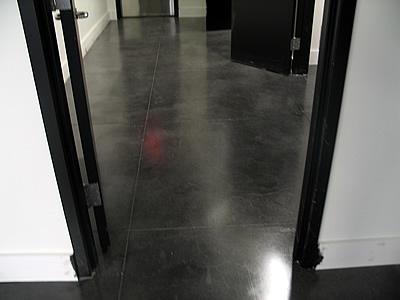 Sol en b ton cir mode d emploi conseils et astuces bricolage d coration - Sol en beton cire prix ...