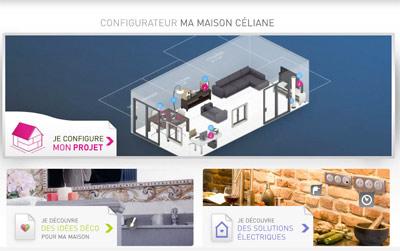 Configurateur Ma Maison Legrand
