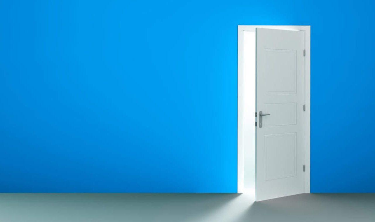 porte qui s ouvre mal