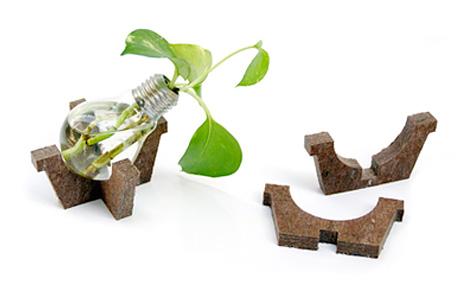 fabriquer un vase avec une ampoule forumbrico. Black Bedroom Furniture Sets. Home Design Ideas