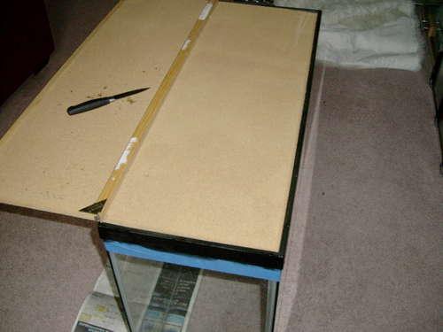 fabriquer une table basse lumineuse design forumbrico. Black Bedroom Furniture Sets. Home Design Ideas