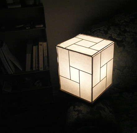 Fabriquer Une Lampe Japonaise Blog Conseils Astuces Bricolage