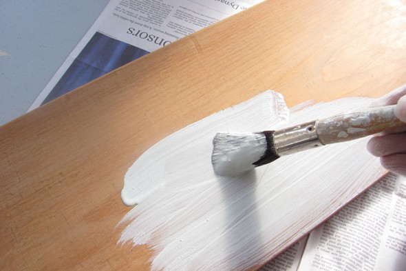 Fabriquer De La Peinture Naturelle  La Peinture Au Lait De Chaux