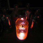 fabriquer une lampe bouteille