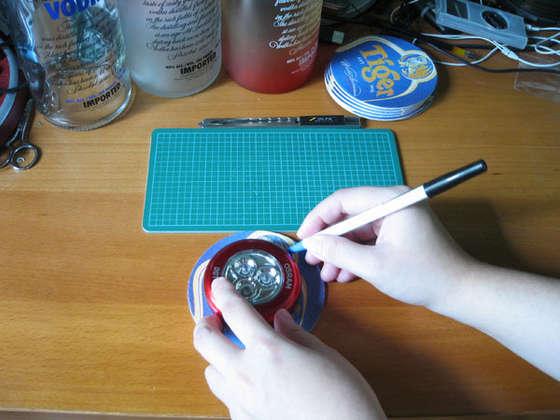fabriquer une lampe bouteille pour moins de 10 euros forumbrico. Black Bedroom Furniture Sets. Home Design Ideas