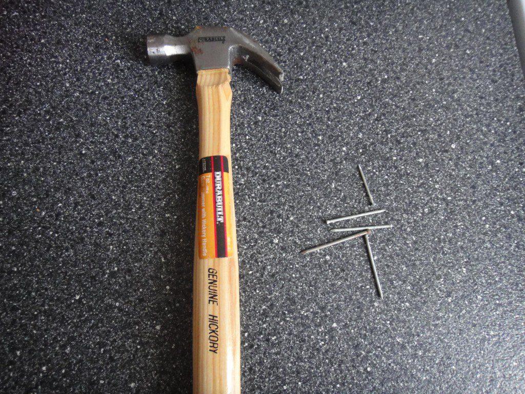 marteau et clous