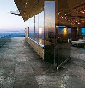 Quel carrelage choisir pour sa terrasse forumbrico - Carrelage gres cerame pleine masse pour garage ...