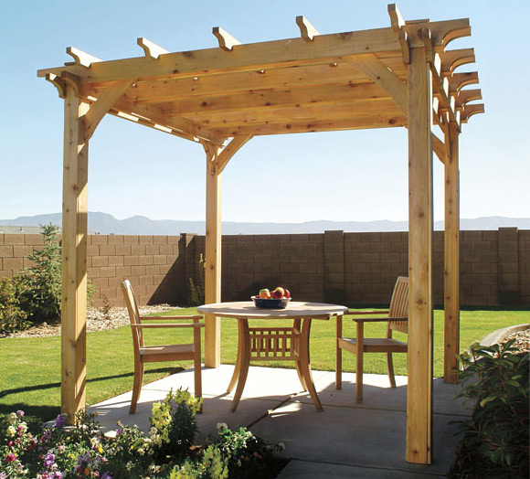 construire une pergola blog conseils astuces bricolage d coration. Black Bedroom Furniture Sets. Home Design Ideas