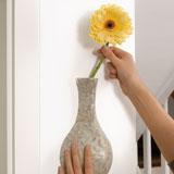 Vase mural personnalisable