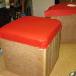 Haut cube pacman