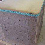 Mousse cube pacman