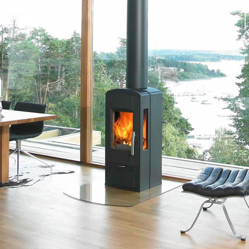 po le bois fonte ou acier que choisir blog. Black Bedroom Furniture Sets. Home Design Ideas