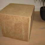 Structure bois cube Pacman