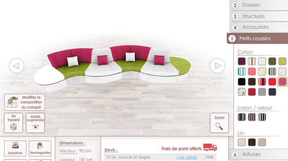 fabriquer un canap personnalis en ligne blog conseils astuces bricolage d coration. Black Bedroom Furniture Sets. Home Design Ideas
