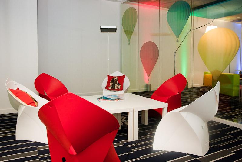 Salle réunion Google