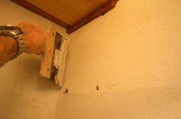 Comment lisser un mur avant peinture
