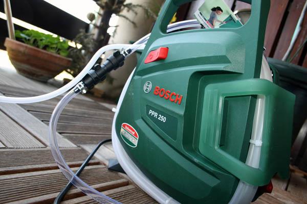 Bosch PPR 250 rouleau de peinture électrique