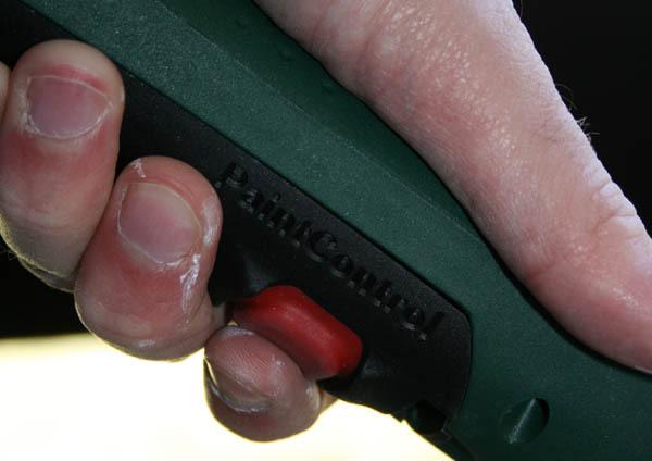 Bouton télécommande rouleau peinture électrique