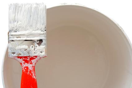 Nettoyer pinceaux peinture