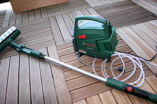 Rouleau à peinture électrique Bosch PPR 250