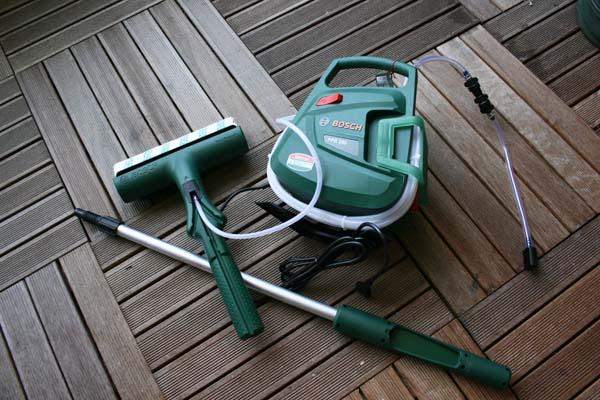 Rouleau à peinture électrique Bosch PPR250