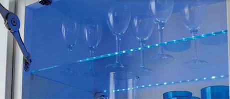 barrettes LED