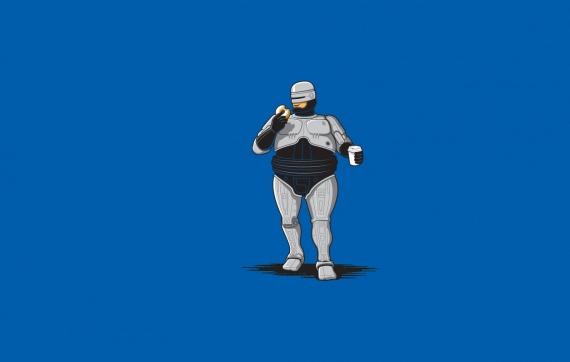 Robocop le robot sympa