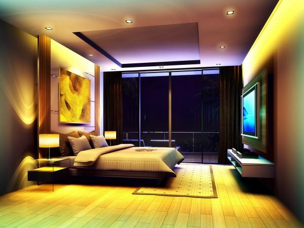 r ussir l 39 clairage de sa chambre blog conseils astuces bricolage d coration. Black Bedroom Furniture Sets. Home Design Ideas