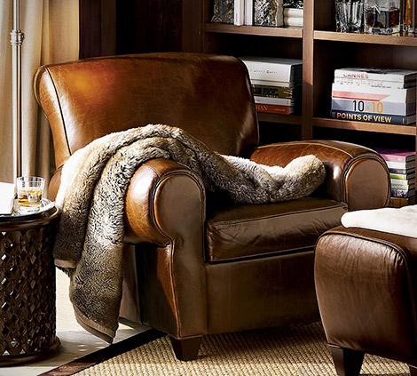le fauteuil club confortable et authentique forumbrico. Black Bedroom Furniture Sets. Home Design Ideas
