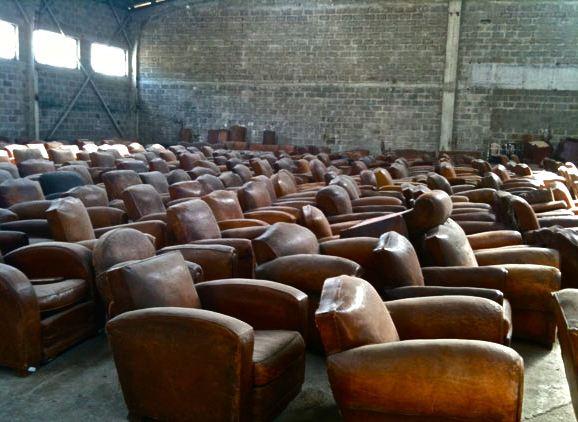 Le fauteuil club confortable et authentique conseils et astuces bricolage d coration - Club deco ...