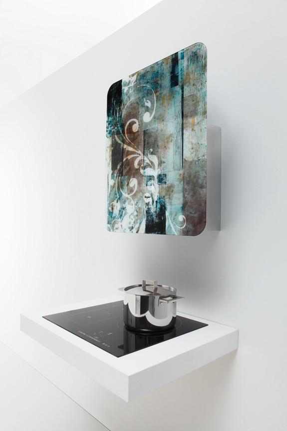 une nouvelle hotte pour une cuisine tendance forumbrico. Black Bedroom Furniture Sets. Home Design Ideas