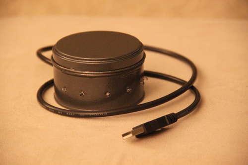 Boîtier LED et câble USB
