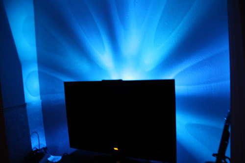 LED derrière TV