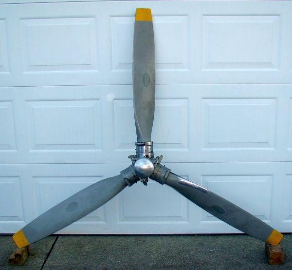 hélice avion ventilation