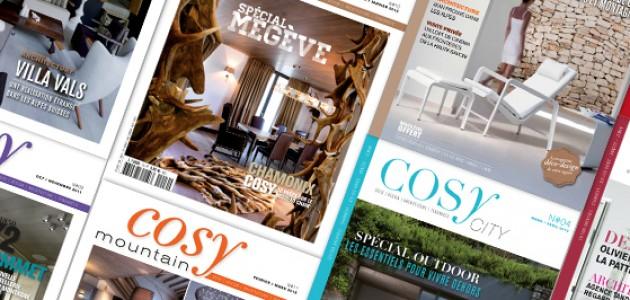 Cosy Design Magazine