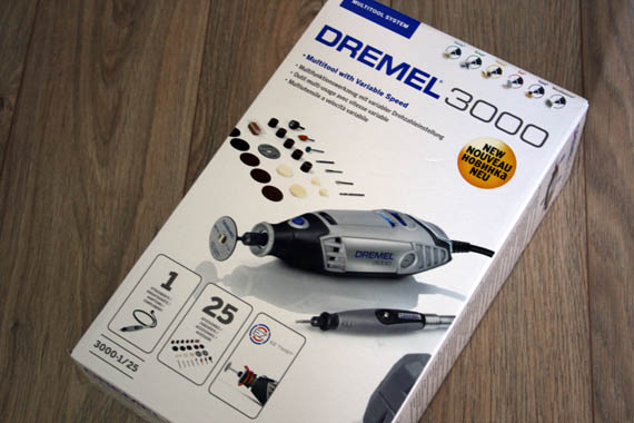 Dremel 3000 Outil Multi-usage