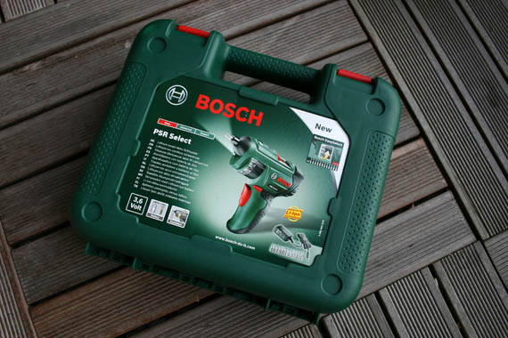 Visseuse Bosch PSR Select sans fil