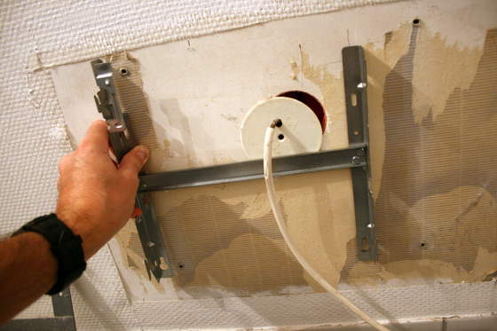 Marquer-repères-support-radiateur