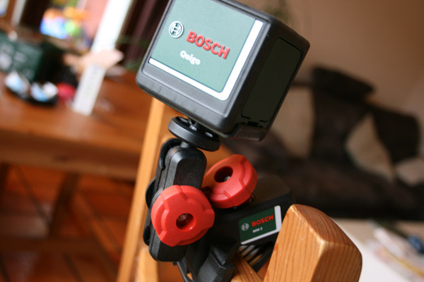 Cube niveau laser Bosch