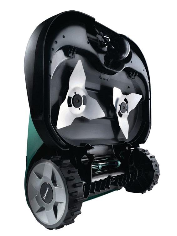 la tondeuse robot autonome la plus puissante du monde chez romobow forumbrico. Black Bedroom Furniture Sets. Home Design Ideas